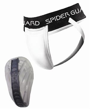 Spider Guard Supporter With Web Flex Cup